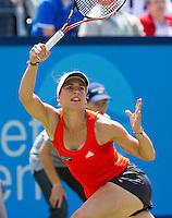 15-06-10, Tennis, Rosmalen, Unicef Open, Andrea Petkovic