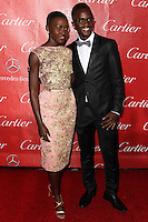 PALM SPRINGS, CA - JANUARY 04: Lupita Nyong'o arriving at the 25th Annual Palm Springs International Film Festival Awards Gala held at Palm Springs Convention Center on January 4, 2014 in Palm Springs, California. (Photo by Xavier Collin/Celebrity Monitor)