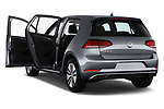 Car images of 2017 Volkswagen Golf e 5 Door Hatchback Doors