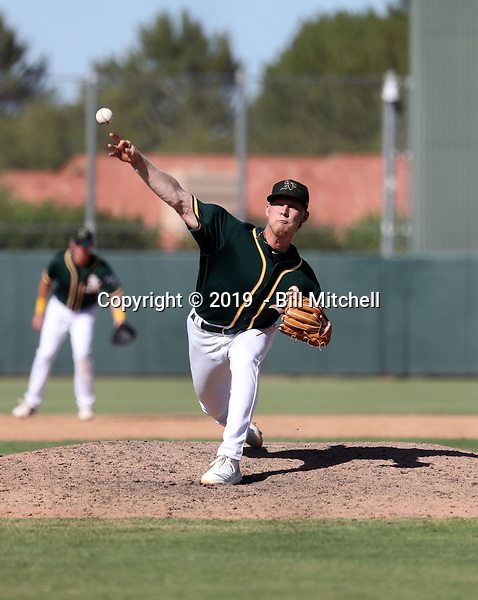 Nathan Patterson - 2019 AIL Athletics (Bill Mitchell)