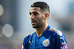 Leicester City FC midfielder Riyad Mahrez reacts during the Premier League Asia Trophy match between Leicester City FC and West Bromwich Albion at Hong Kong Stadium on 19 July 2017, in Hong Kong, China. Photo by Yu Chun Christopher Wong / Power Sport Images