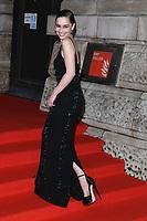 Emilia Clarke<br /> arriving for the BAFTA Film Awards 2020 at the Royal Albert Hall, London.<br /> <br /> ©Ash Knotek  D3554 02/02/2020