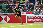 Ambrose Curtis. Hong Kong Sevens, 28 March 2015. NZ drew with Portugal 24-24. Photo: Marc Weakley