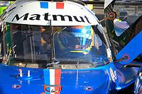 #36 ALPINE ELF MATMUT (FRA) ALPINE A480 – GIBSON HYPERCAR - MATTHIEU VAXIVIERE (FRA)