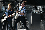 Jimmy Eat World performs on FireFly stage on day two of the 2018 edition of the FireFly Music Festival at the Woodlands, in Dover, DE, USA, on June 15, 2018. (Photo by Bastiaan Slabbers/Sipa USA)