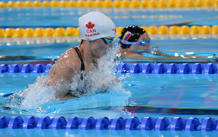 Angela Marina, Lima 2019 - Para Swimming // Paranatation.<br />