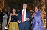 NOEMIA E PAOLO D'AMICO CON CRISTIANA DEL MELLE