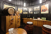 Showroom of whiskey production in the Glenlivet whiskey distillery near Ballindalloch, Scotland on 2015/06/08. Foto EXPA/ JFK/Insidefoto