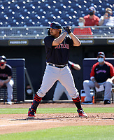 Josh Naylor - Cleveland Indians 2021 spring training (Bill Mitchell)