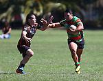 Tasman Rugby League Richmond Rabbits v Tahunanui Tigers , Saturday 22 March 2014,  , Nelson, New Zealand Photo:Evan Barnes / Shuttersport.