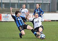 2012.12.01 BvB Club Brugge Dames - Eendracht Aalst