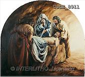 Dona Gelsinger, EASTER RELIGIOUS, paintings(USGE8911,#ER#) Ostern, religiös, Pascua, relgioso, illustrations, pinturas