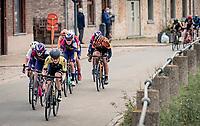 Grace Brown (AUS/Mitchelton-Scott)<br /> <br /> AG Driedaagse Brugge-De Panne 2020 (1.WWT)<br /> 1 day race from Brugge to De Panne (156km) <br /> <br /> ©kramon