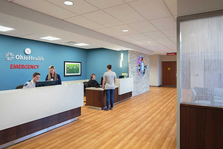 Grove City Methodist Hospital | OhioHealth | Cannon Design