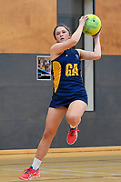 Netball – CSW RSSL Finals at Queen Margaret College, Wellington, New Zealand on Monday 20 September 2021. <br /> Photo by Masanori Udagawa. <br /> www.photowellington.photoshelter.com