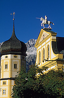 Europe/Autriche/Tyrol/Stams: L'abbaye