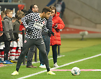 Simon Falette (Eintracht Frankfurt) - 18.12.2019: Eintracht Frankfurt vs. 1. FC Koeln, Commerzbank Arena, 16. Spieltag<br /> DISCLAIMER: DFL regulations prohibit any use of photographs as image sequences and/or quasi-video.