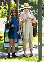 Nicole Kidman and Keith Urban along with their children Sunday Rose and Faith Margaret attend a live music event at Vaucluse House in Sydney, Australia. Credit: MediaPunch/Matrix ***FOR USA ONLY***<br /> <br /> JANUARY 10th 2020<br /> <br /> REF: MAU 2118