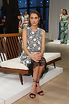 Image from the Ann Taylor Spring Summer 2017 fashion presentation by Austyn Zung, at the Ann Taylor showroom in 7 Times Square, New York on October 26, 2016.