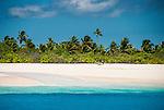 Another perfect beach. Christmas Island (Kiritimati), Kiribati