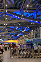 Suvarnabhumi International Airport, Bangkok, Thailand