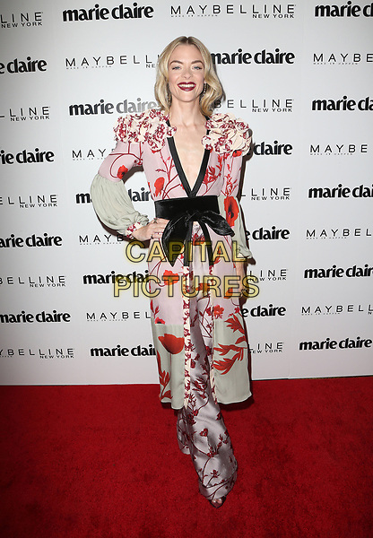 WEST HOLLYWOOD, CA - April 21: Jaime King, At Marie Claire's Fresh Faces At Doheny Room In California on April 21, 2017. <br /> CAP/MPI/FS<br /> ©FS/MPI/Capital Pictures