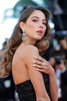 """CANNES, FRANCE - JULY 14: Elen Capri at the """"A Felesegam Tortenete/The Story Of My Wife"""" screening during the 74th annual Cannes Film Festival on July 14, 2021 in Cannes, France.<br /> CAP/GOL<br /> ©GOL/Capital Pictures"""