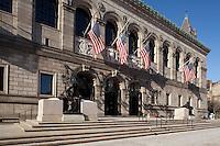 Boston Public Library, Boston, MA