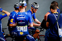 10th July 2021; Carcassonne, France; DECLERCQ Tim (BEL) of DECEUNINCK - QUICK-STEP during stage 14 of the 108th edition of the 2021 Tour de France cycling race, a stage of 183,7 kms between Carcassonne and Quillan
