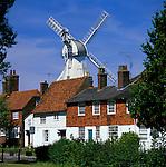 Grossbritannien, England, Kent, Cranbrook: The Union Mill | Great Britain, England, Kent, Cranbrook: The Union Mill