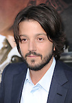 Diego Luna at The TriStar Pictures' World Premiere of Elysium held at The Regency Village Theatre in Westwood, California on August 07,2013                                                                   Copyright 2013 Hollywood Press Agency