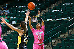 University of North Texas Mean Green Women's Basketball v University Southern Mississippi at Super Pit in Denton on February 13, 2021