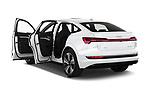 Car images of 2020 Audi e-tron-Sportback S-Line 5 Door SUV Doors