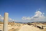 Zippori in the Lower Galilee