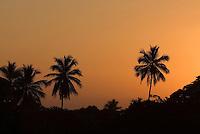 Dominikanische Republik, Sonnenaufgang bei Barahona