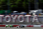 Monster Energy NASCAR Cup Series<br /> Toyota Owners 400<br /> Richmond International Raceway, Richmond, VA USA<br /> Sunday 30 April 2017<br /> Gray Gaulding, BK Racing, sweetfrog Toyota Camry<br /> World Copyright: Nigel Kinrade<br /> LAT Images<br /> ref: Digital Image 17RIC1nk11926