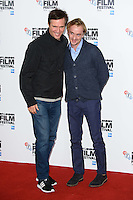 """Jack Davenport and Tom Felton<br /> at the London Film Festival photocall for the opening film, """"A United Kingdom"""", Mayfair HotelLondon.<br /> <br /> <br /> ©Ash Knotek  D3159  05/10/2016"""