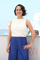 PAULINE CAUPELLE - PHOTOCALL OF THE FILM 'LA FORET DE QUINCONCES' AT THE 69TH FESTIVAL OF CANNES 2016