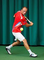 26-08-12, Netherlands, Amstelveen, Tennis, NVK, Melvyn op der Heijde
