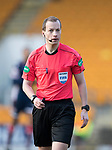 St Johnstone v Ross County…24.02.18…  McDiarmid Park    SPFL<br />Referee Willie Collum<br />Picture by Graeme Hart. <br />Copyright Perthshire Picture Agency<br />Tel: 01738 623350  Mobile: 07990 594431