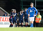 St Johnstone v Ross County…..29.12.19   McDiarmid Park   SPFL<br />Iain Vigurs celebrates his goal<br />Picture by Graeme Hart.<br />Copyright Perthshire Picture Agency<br />Tel: 01738 623350  Mobile: 07990 594431