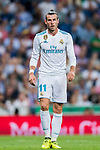 Gareth Bale of Real Madrid looks on during their La Liga 2017-18 match between Real Madrid and Valencia CF at the Estadio Santiago Bernabeu on 27 August 2017 in Madrid, Spain. Photo by Diego Gonzalez / Power Sport Images