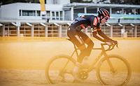 Toon Vandebosch (BEL/Pauwels Sauzen-Bingoal)<br /> <br /> Elite Men's Race<br /> Zilvermeercross Mol (BEL) 2021<br /> <br /> ©Kramon