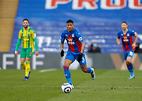 10/13th March 2021; Selhurst Park, London, England; English Premier League Football, Crystal Palace versus West Bromwich Albion; Patrick van Aanholt of Crystal Palace