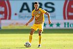 20.02.2021, xtgx, Fussball 3. Liga, FC Hansa Rostock - SV Waldhof Mannheim, v.l. Marcel Costly (Mannheim, 17) Freisteller, Einzelbild, Ganzkoerper, single frame <br /> <br /> (DFL/DFB REGULATIONS PROHIBIT ANY USE OF PHOTOGRAPHS as IMAGE SEQUENCES and/or QUASI-VIDEO)<br /> <br /> Foto © PIX-Sportfotos *** Foto ist honorarpflichtig! *** Auf Anfrage in hoeherer Qualitaet/Aufloesung. Belegexemplar erbeten. Veroeffentlichung ausschliesslich fuer journalistisch-publizistische Zwecke. For editorial use only.