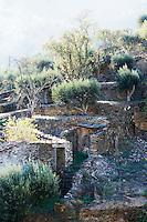 vineyard hut quinta do infantado douro portugal