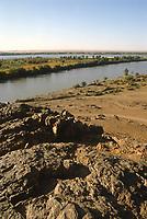 - northern Sudan, the river Nile near the 6th floodgate<br /> <br /> - Sudan settentrionale, il fiume Nilo nei pressi della 6a cateratta