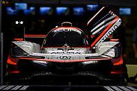 #6 Acura Team Penske Acura DPi, DPi: Juan Pablo Montoya, Dane Cameron, Simon Pagenaud, tech inspection