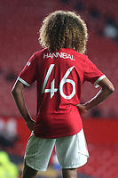 Hannibal of Manchester United during Manchester United vs Brentford, Friendly Match Football at Old Trafford on 28th July 2021