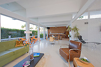Mid-Century Modern Interiors (residential)